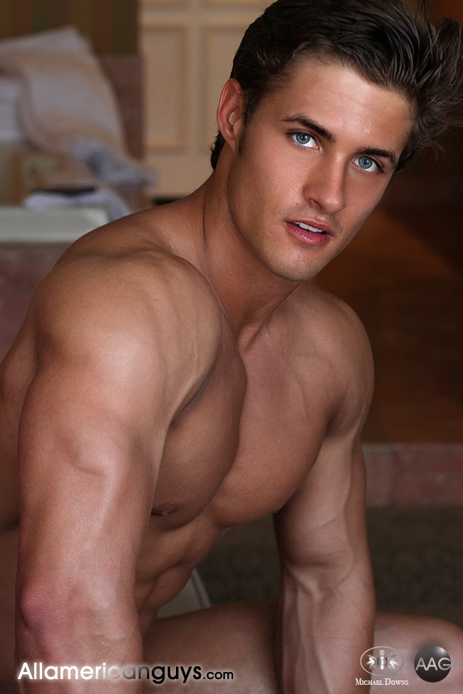 Robby Barker by Michael Downs for All American Guys 07