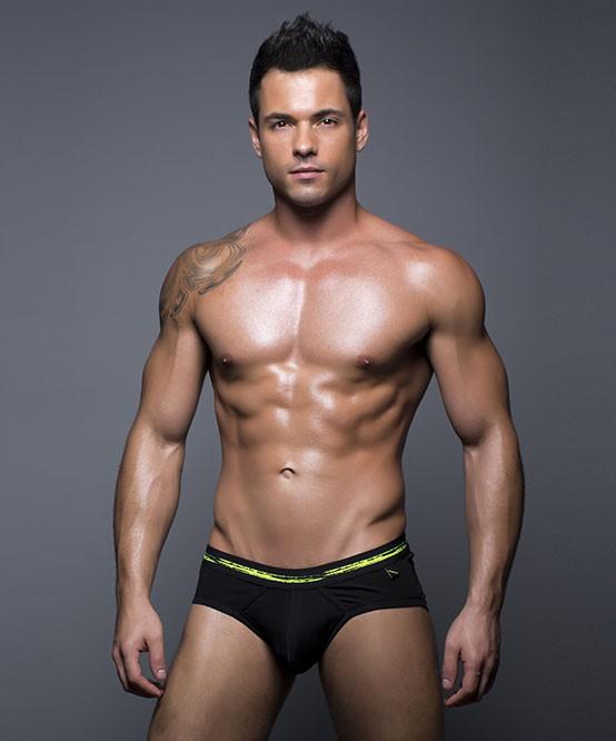 Andrew Christian underwear Basix 01