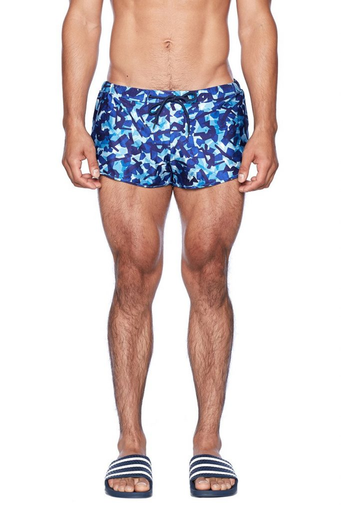 Grindr swimwear - shorts 01