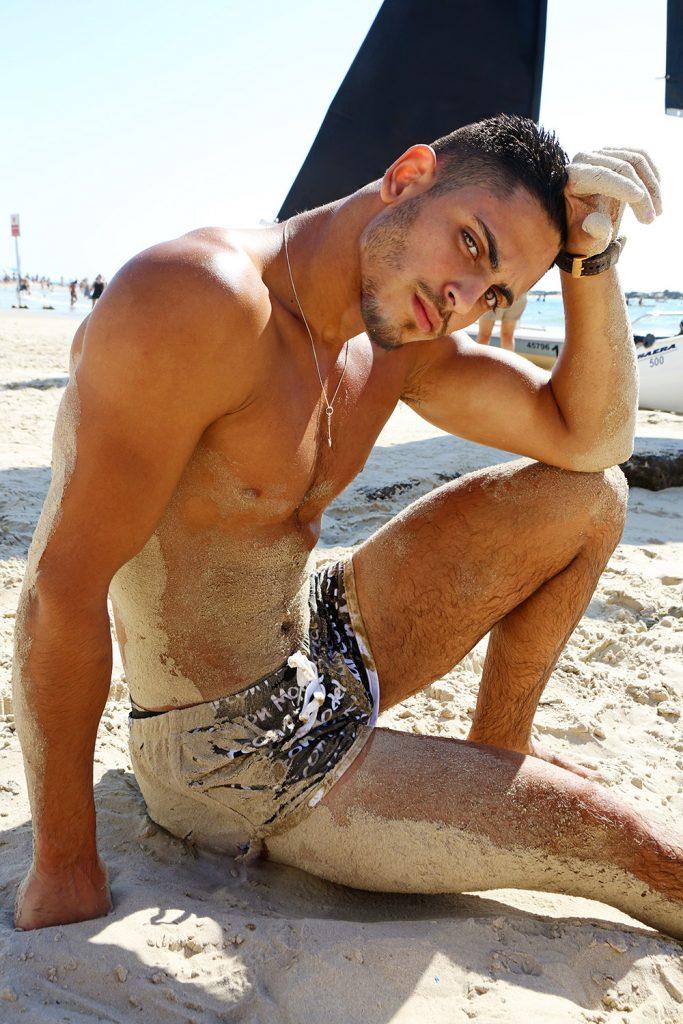 Sun Azan by Karim Konrad - Garçon Model swimwear 02