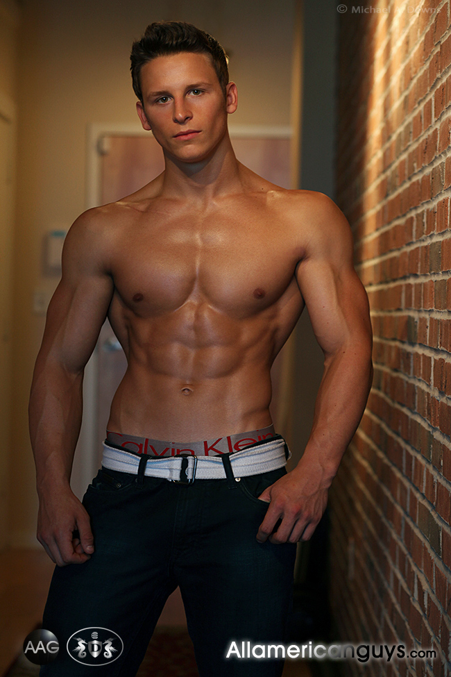 Tanner Wilson by Michael Downs for AAG