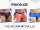 new arrivals at Mensuas