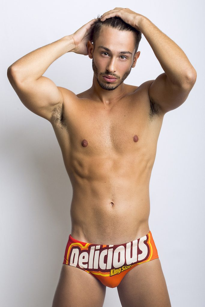 Spanish models by Adrian C Martin for BoysGetWet swimwear 01