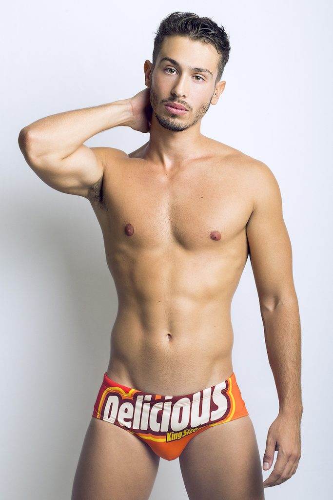 Spanish models by Adrian C Martin for BoysGetWet swimwear 02