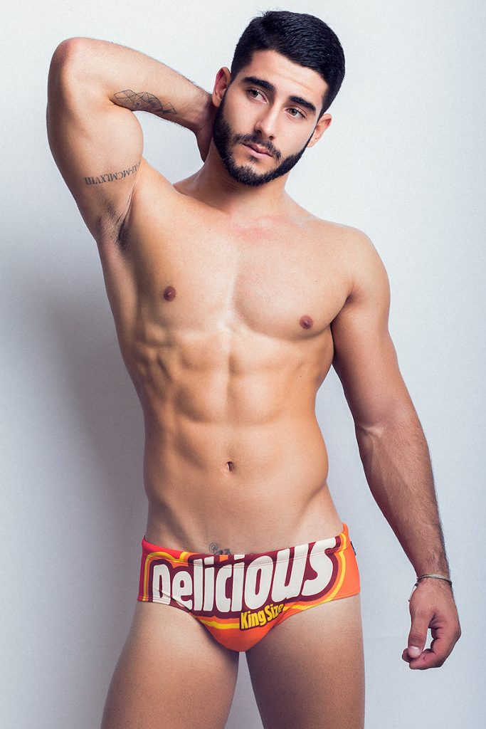 Spanish models by Adrian C Martin for BoysGetWet swimwear 08