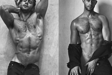Adam Phillips by Sandy Lang via Fashionably Male