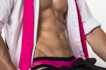 Bum Chums lace underwear