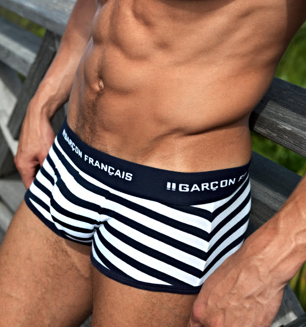 garcon-francais-mariniere-trunks