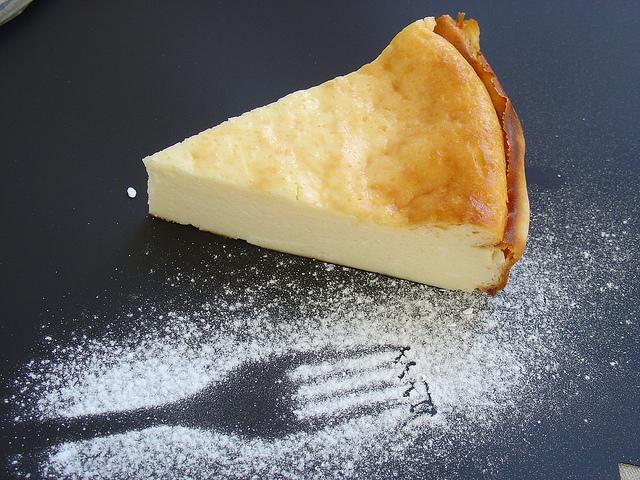 Tarta queso y yogur
