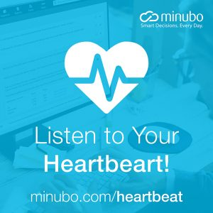 minubo Heartbeat: Proactive Analytics