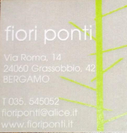 Fioreria Ponti