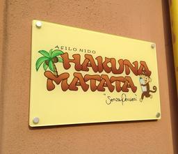 Asilo nido Hakuna Matata di Vanessa Calcagno
