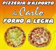 Pizza da asporto da Carlo