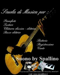 Suono by Spallino