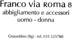 Franco Via Roma 8