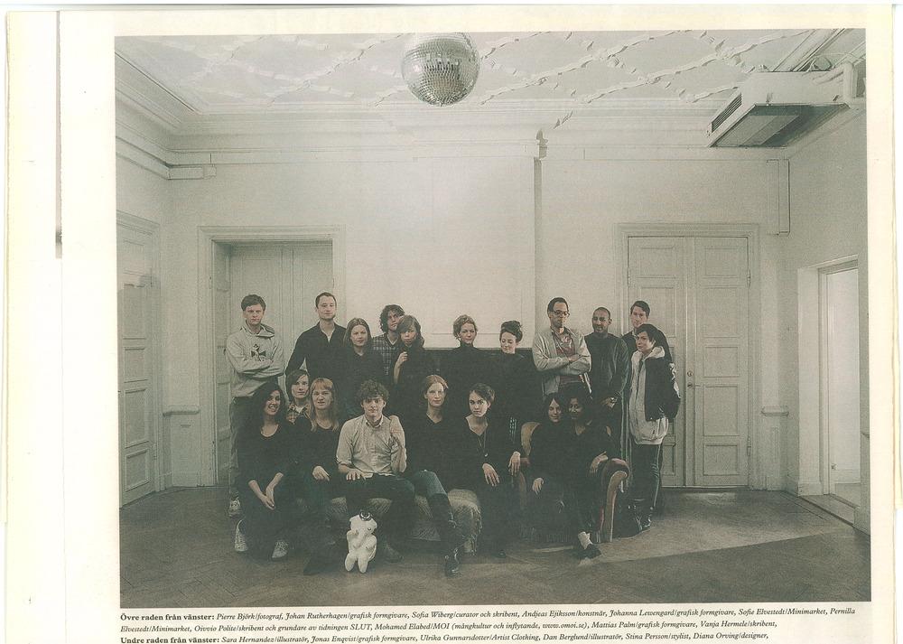 Artikel om Nya kontoret i Rodeo i mars 2007