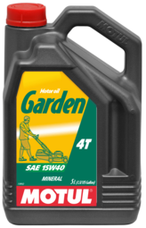 Garden 4T 15W40