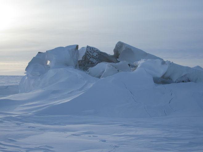 Экспедиция Полярное Кольцо 2011: 1 марта