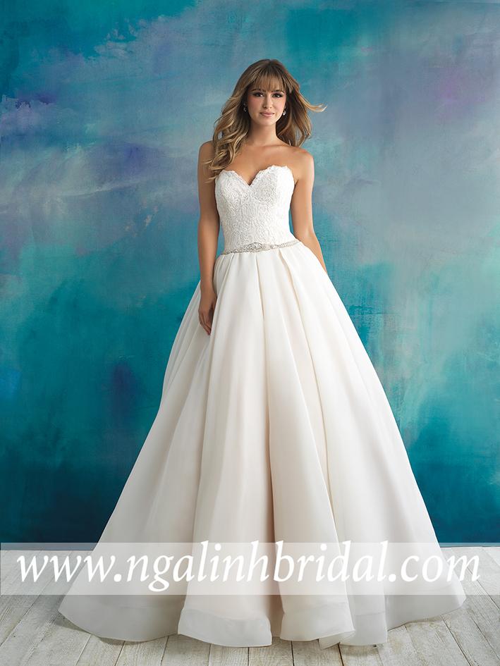 ALLURE BRIDALS L421