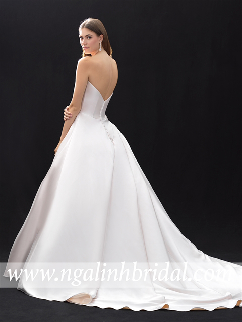 ALLURE BRIDALS MJ406
