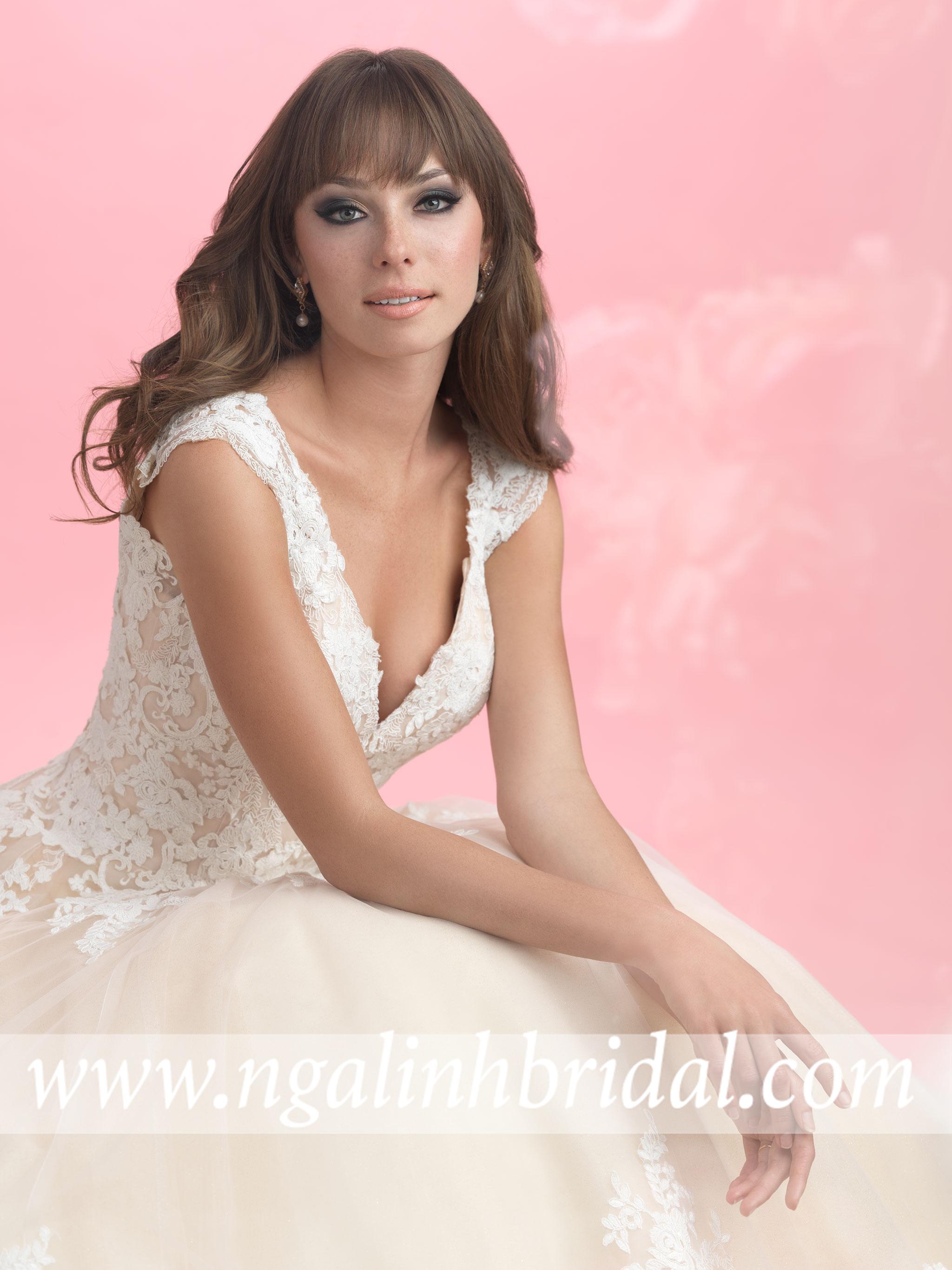 ALLURE BRIDALS 3061