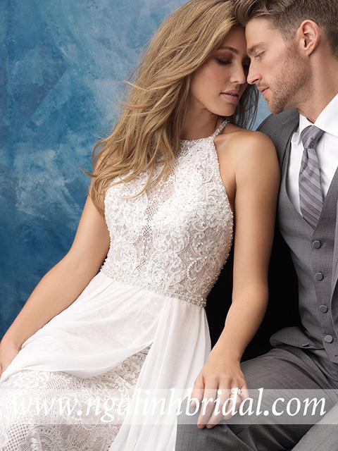 ALLURE BRIDALS 9573