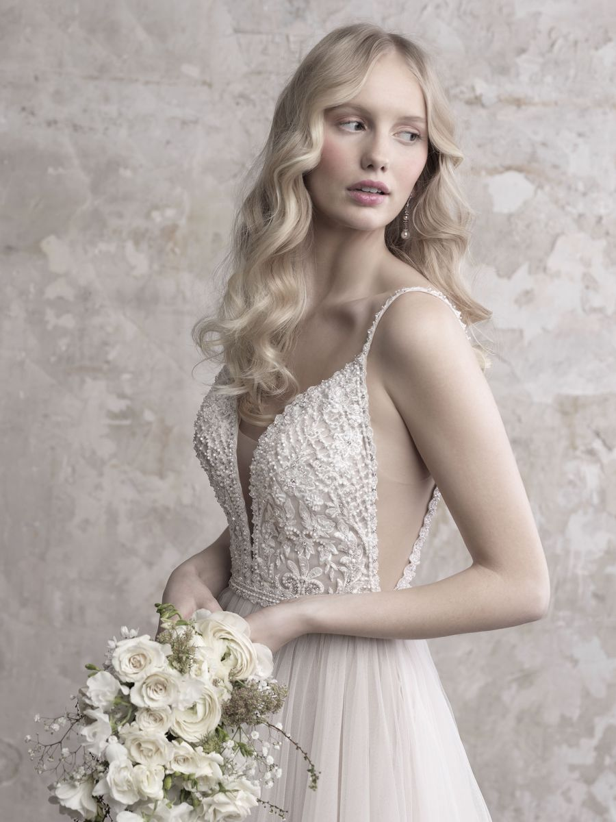 Allure Bridals MJ456