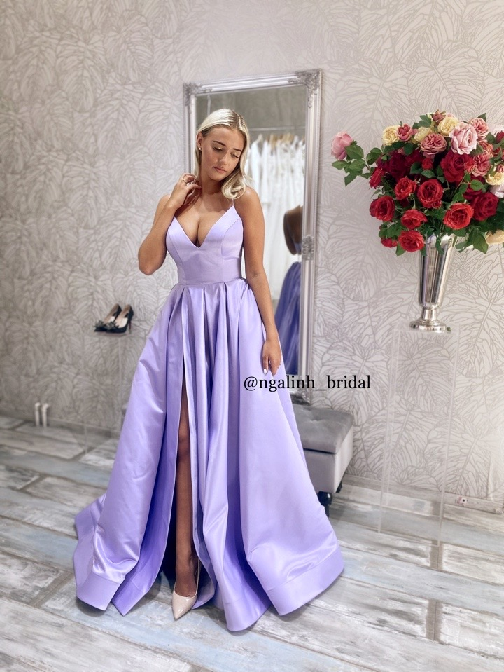 LS Lilac without belt