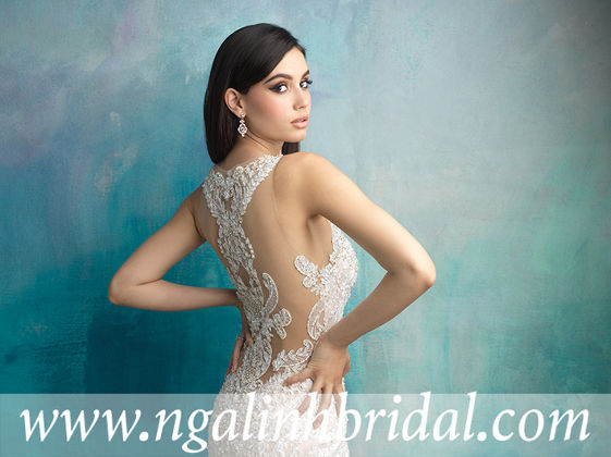 ALLURE BRIDALS 9511