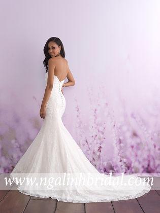 ALLURE BRIDALS 3111