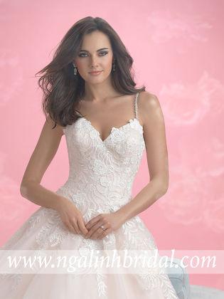 ALLURE BRIDALS 3053