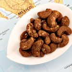 Healthy Chocolate Cinnamon Cashews