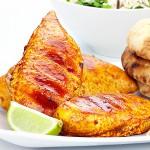 Spicy Tikka Glazed Chicken Breasts - 1kg