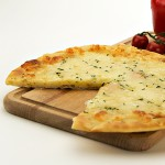 High Protein Cheesy Garlic Bread