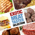 Exotic Meat Taster Selection