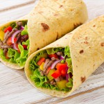 Low Carb Whole Wheat Tortillas - 6 x 42g