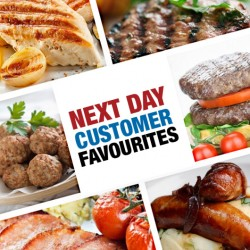 Next Day Customer Favourites - 36 Meals