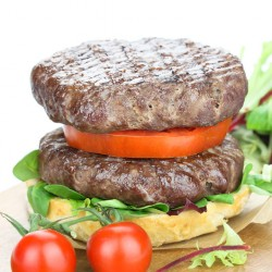 2 x 113g Extra Lean Steak Burgers