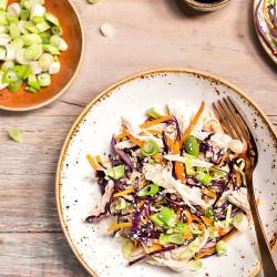 Chicken Kimchi & Cauli Rice - 261 Kcal