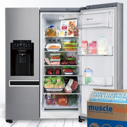 Fill Your Fridge and Freezer