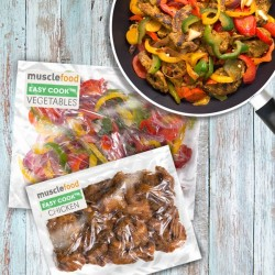Chicken Fajita Stir-Fry 1 Person