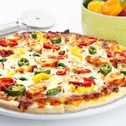 Pizza Poulet Feu de l'Enfer Protéinée