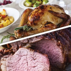 Luxury Beef & Turkey Hamper
