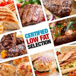 Certified Less Than 3% Fat Selection