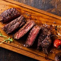2 x 7-8oz Matured Free Range Ribeye Steaks