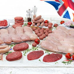 65 Piece Best of British Selection