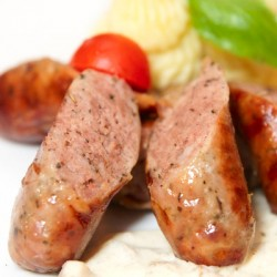 Meaty Pork Sausages - 454g