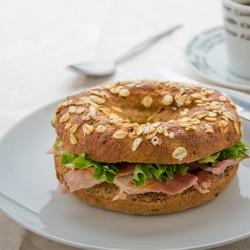 Kaneel en Rozijn Bagels - 24 gr Protein
