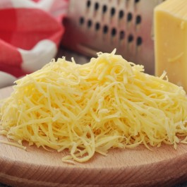High Protein & Low Fat Cheese - 400g Grated