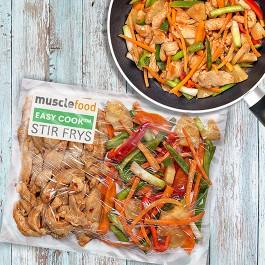 Kung Po Chicken Stir-Fry 1 Person